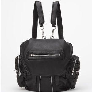 Alexander Wang Marti backpack silver hardware